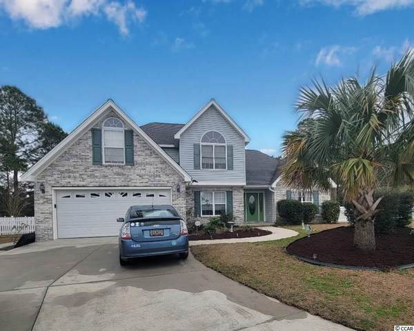 611 Woodbine Ct., Myrtle Beach, SC 29579 (MLS #2103422) :: Dunes Realty Sales