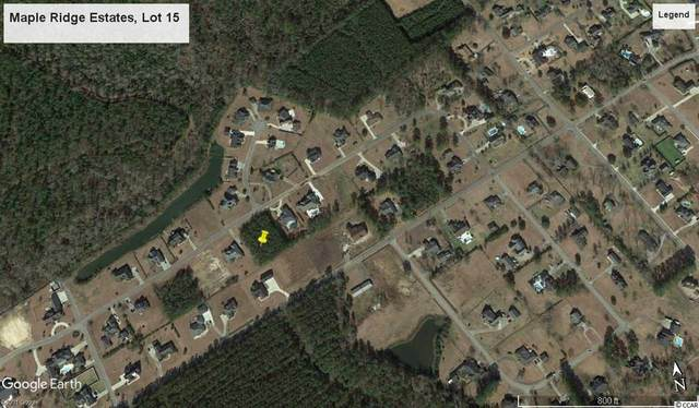 Lot 15 Bradford Dr., Conway, SC 29526 (MLS #2103433) :: Jerry Pinkas Real Estate Experts, Inc