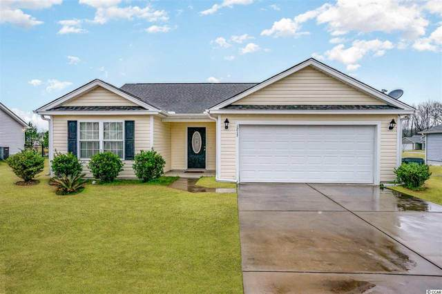 1213 Augustus Dr., Conway, SC 29527 (MLS #2103434) :: The Litchfield Company
