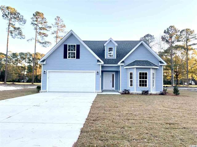 668 Francis Parker Rd., Georgetown, SC 29440 (MLS #2103445) :: Leonard, Call at Kingston
