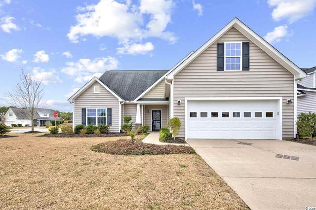 9301 Pond Cypress Ln., Myrtle Beach, SC 29579 (MLS #2103455) :: Surfside Realty Company