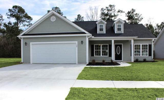 649 Timber Creek Dr., Loris, SC 29569 (MLS #2103474) :: Armand R Roux | Real Estate Buy The Coast LLC
