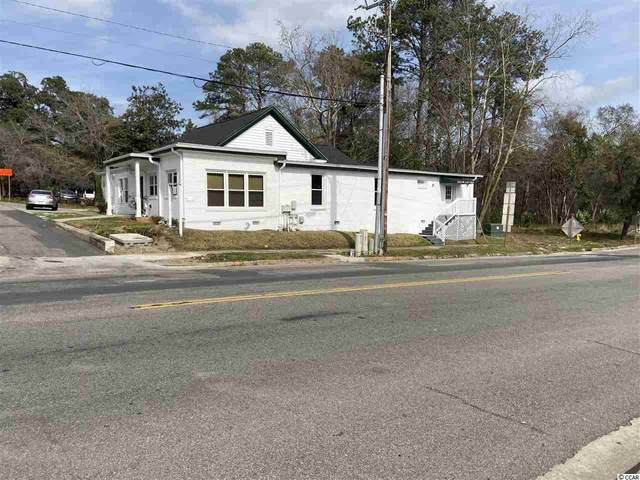 900 4th Ave., Conway, SC 29526 (MLS #2103479) :: The Litchfield Company