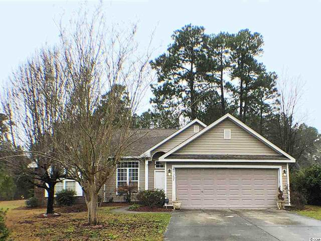 4711 Southern Trail, Myrtle Beach, SC 29579 (MLS #2103495) :: The Litchfield Company