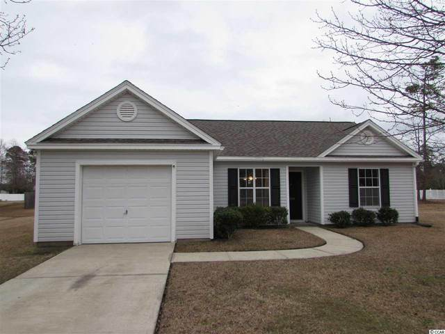1004 Liriope Ln., Conway, SC 29526 (MLS #2103508) :: Grand Strand Homes & Land Realty