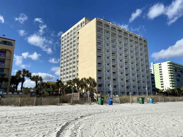 1207 S Ocean Blvd. S #20503, Myrtle Beach, SC 29577 (MLS #2103509) :: Grand Strand Homes & Land Realty
