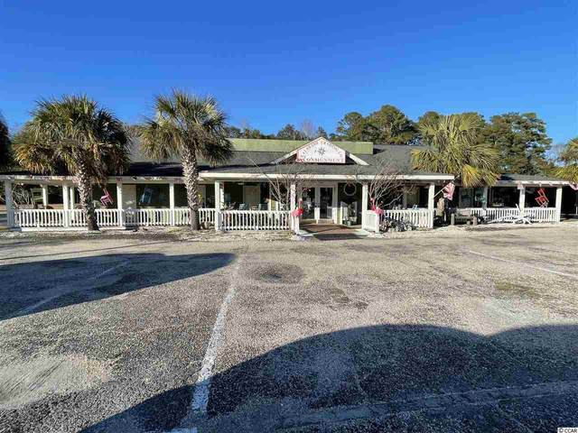 10102 Beach Dr., Calabash, NC 28467 (MLS #2103538) :: Duncan Group Properties