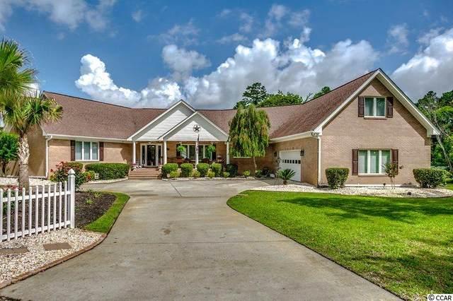 2409 Royal Oak Circle, North Myrtle Beach, SC 29582 (MLS #2103552) :: James W. Smith Real Estate Co.