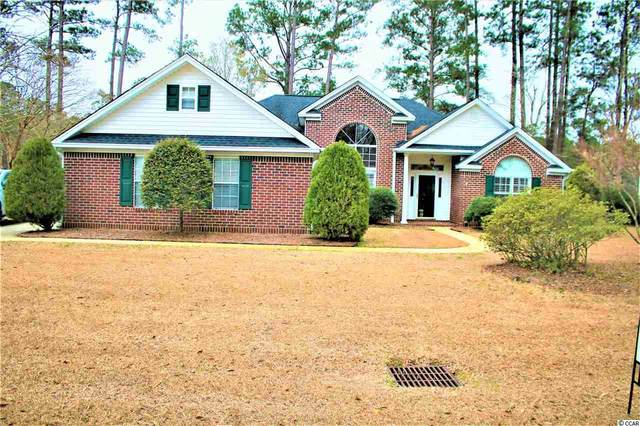 117 King George Rd., Georgetown, SC 29440 (MLS #2103556) :: Grand Strand Homes & Land Realty