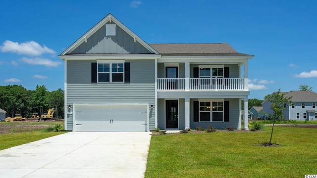 1158 Sea Bourne Way, Sunset Beach, NC 28468 (MLS #2103559) :: Armand R Roux | Real Estate Buy The Coast LLC