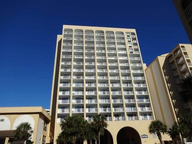 1207 S Ocean Blvd. S #50911, Myrtle Beach, SC 29577 (MLS #2103561) :: Jerry Pinkas Real Estate Experts, Inc