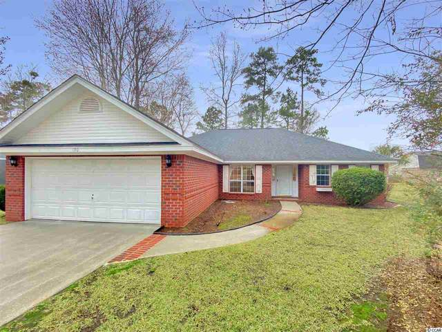 190 Chickasaw Ln., Myrtle Beach, SC 29579 (MLS #2103563) :: The Lachicotte Company