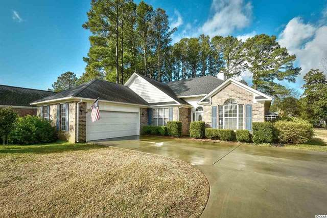 2913 Mashie Dr., Myrtle Beach, SC 29577 (MLS #2103572) :: Jerry Pinkas Real Estate Experts, Inc
