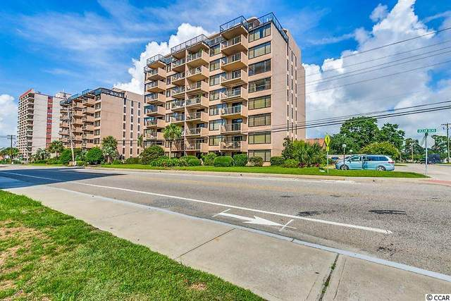 7601 N Ocean Blvd. 6C, Myrtle Beach, SC 29572 (MLS #2103597) :: Grand Strand Homes & Land Realty