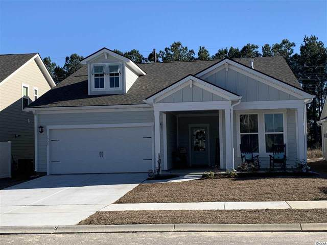 1735 Parish Way, Myrtle Beach, SC 29577 (MLS #2103609) :: The Litchfield Company