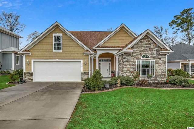 238 Rivers Edge Dr., Conway, SC 29526 (MLS #2103618) :: The Litchfield Company