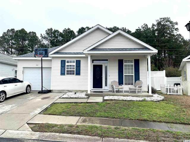 321 La Patos Dr., Myrtle Beach, SC 29588 (MLS #2103620) :: Grand Strand Homes & Land Realty