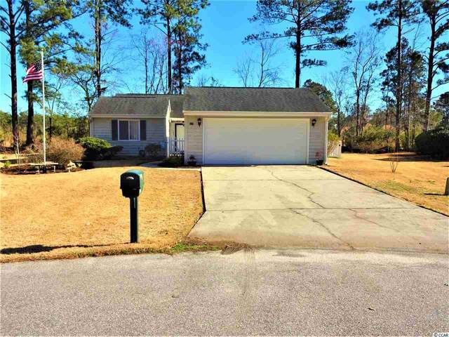 320 Troon Ln., Myrtle Beach, SC 29588 (MLS #2103621) :: Jerry Pinkas Real Estate Experts, Inc