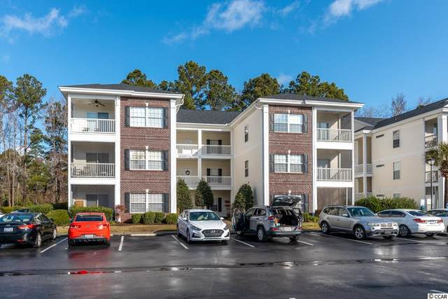 1302 River Oaks Dr. 4-J, Myrtle Beach, SC 29579 (MLS #2103635) :: Leonard, Call at Kingston
