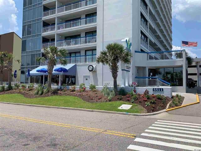 5511 N Ocean Blvd. #1802, Myrtle Beach, SC 29577 (MLS #2103647) :: Grand Strand Homes & Land Realty