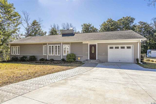 607 Poinsett Rd., Myrtle Beach, SC 29577 (MLS #2103650) :: The Litchfield Company