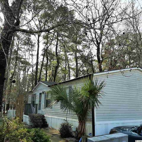 859 South Park Dr., Myrtle Beach, SC 29577 (MLS #2103652) :: The Lachicotte Company
