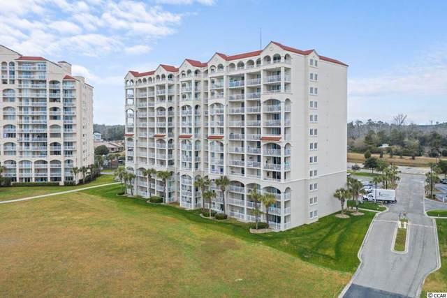 2151 Bridge View Ct. #1201, North Myrtle Beach, SC 29582 (MLS #2103676) :: Jerry Pinkas Real Estate Experts, Inc