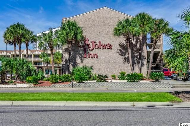 6803 N Ocean Blvd. #118, Myrtle Beach, SC 29572 (MLS #2103677) :: Armand R Roux | Real Estate Buy The Coast LLC