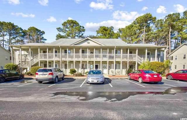 1240 White Tree Ln. D, Myrtle Beach, SC 29588 (MLS #2103682) :: Surfside Realty Company