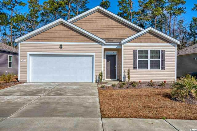 1053 Maxwell Dr., Little River, SC 29566 (MLS #2103696) :: Grand Strand Homes & Land Realty