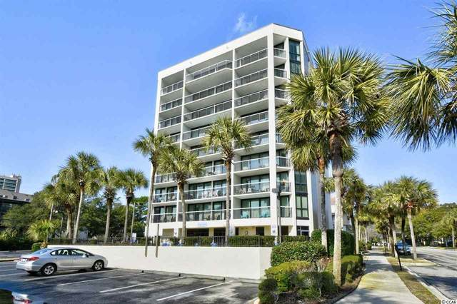 200 76th Ave. N #4403, Myrtle Beach, SC 29572 (MLS #2103700) :: Grand Strand Homes & Land Realty
