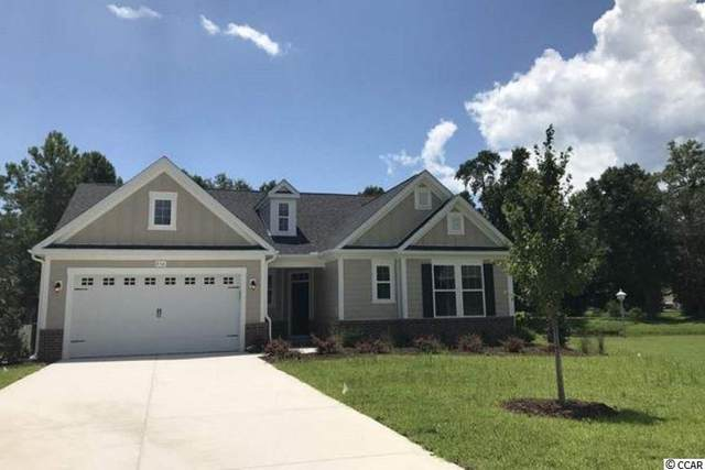205 Board Landing Circle, Conway, SC 29526 (MLS #2103705) :: Surfside Realty Company