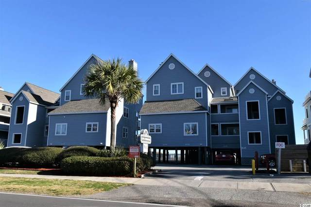 713 N Ocean Blvd. #107, Surfside Beach, SC 29575 (MLS #2103723) :: James W. Smith Real Estate Co.