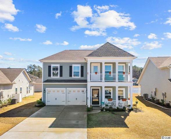 805 Brant St., Myrtle Beach, SC 29579 (MLS #2103727) :: Leonard, Call at Kingston