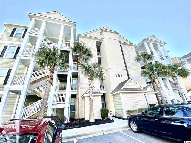 101 Ella Kinley Circle #302, Myrtle Beach, SC 29588 (MLS #2103731) :: Garden City Realty, Inc.