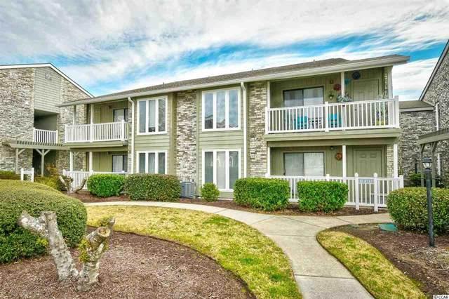 4717 Cobblestone Dr. B-7, Myrtle Beach, SC 29577 (MLS #2103738) :: The Litchfield Company