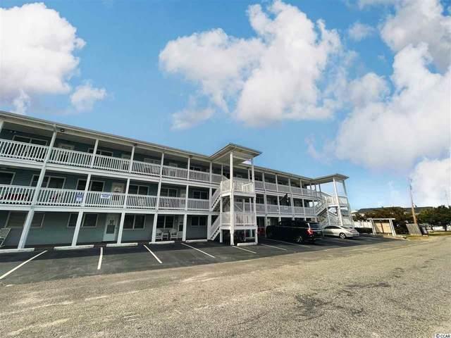 2607 N Ocean Blvd. #27, North Myrtle Beach, SC 29582 (MLS #2103743) :: The Lachicotte Company