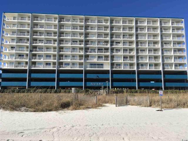 1709 S Ocean Blvd. #707, North Myrtle Beach, SC 29582 (MLS #2103747) :: Grand Strand Homes & Land Realty