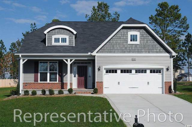 119 Emerald Rush Ct., Longs, SC 29568 (MLS #2103753) :: Armand R Roux | Real Estate Buy The Coast LLC