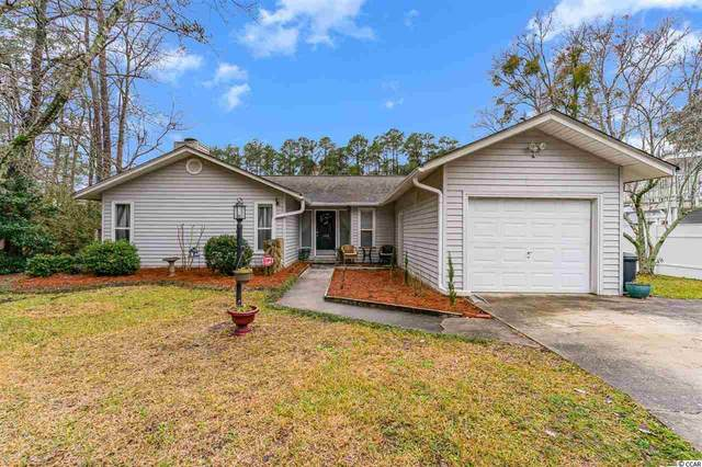 103 Quail Hollow Rd., Myrtle Beach, SC 29579 (MLS #2103757) :: Grand Strand Homes & Land Realty