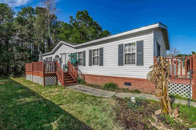 720 Oliver Dr., Garden City Beach, SC 29576 (MLS #2103769) :: The Litchfield Company
