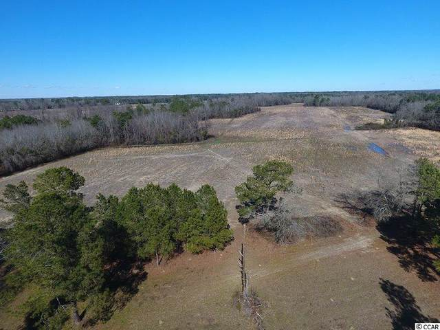 Mill Branch Rd., Fairmont, NC 28340 (MLS #2103771) :: The Litchfield Company