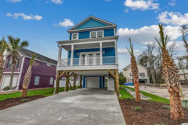 721 16th Ave. S, Surfside Beach, SC 29575 (MLS #2103775) :: The Litchfield Company