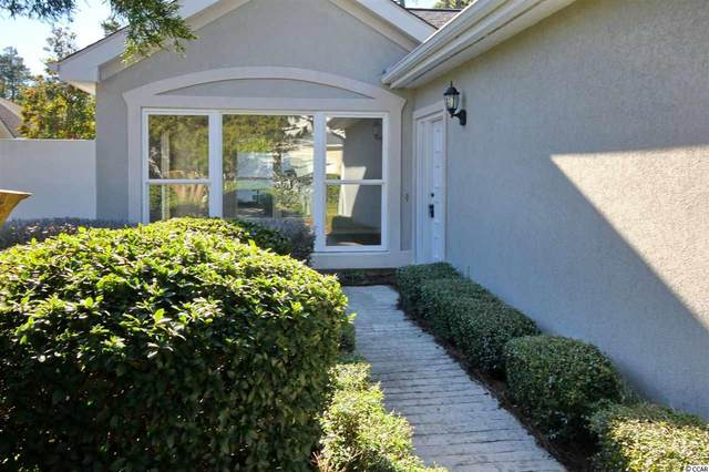 1230 Trisail Ln, North Myrtle Beach, SC 29582 (MLS #2103779) :: The Litchfield Company