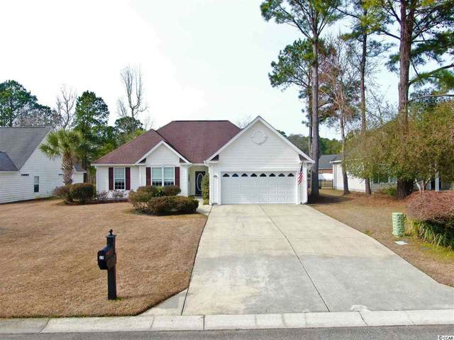 23 Easter Lilly Ct., Murrells Inlet, SC 29576 (MLS #2103781) :: The Greg Sisson Team