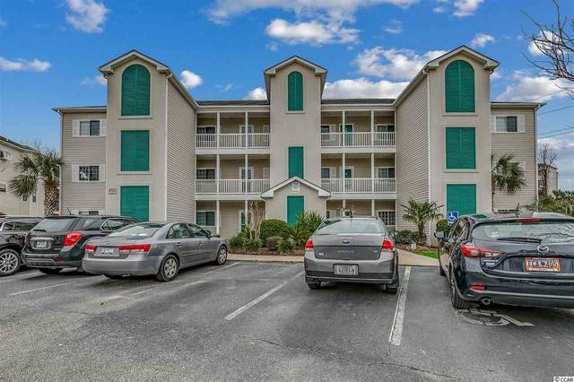 1100 Commons Blvd. #203, Myrtle Beach, SC 29572 (MLS #2103785) :: Grand Strand Homes & Land Realty