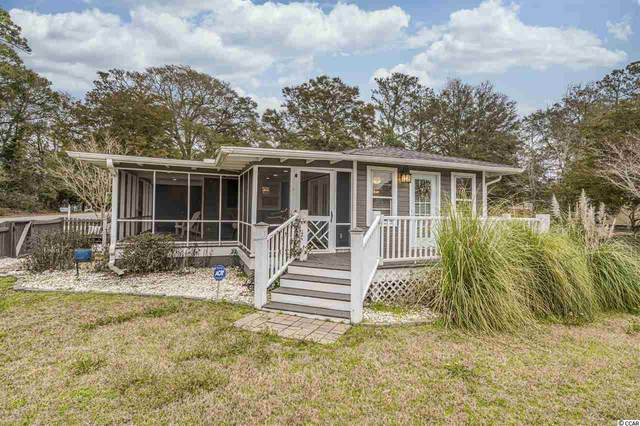 1604 Forest Dr., Little River, SC 29566 (MLS #2103786) :: The Litchfield Company