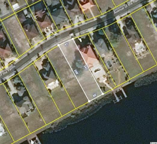 149 Avenue Of The Palms, Myrtle Beach, SC 29579 (MLS #2103792) :: The Lachicotte Company
