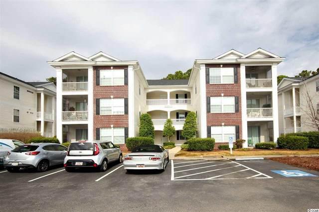 1310 River Oaks Dr. A2, Myrtle Beach, SC 29579 (MLS #2103812) :: The Lachicotte Company
