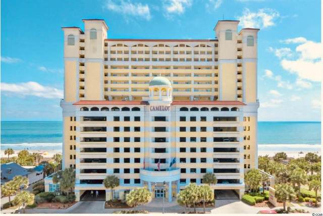 2000 N Ocean Blvd. #1609, Myrtle Beach, SC 29577 (MLS #2103816) :: The Lachicotte Company